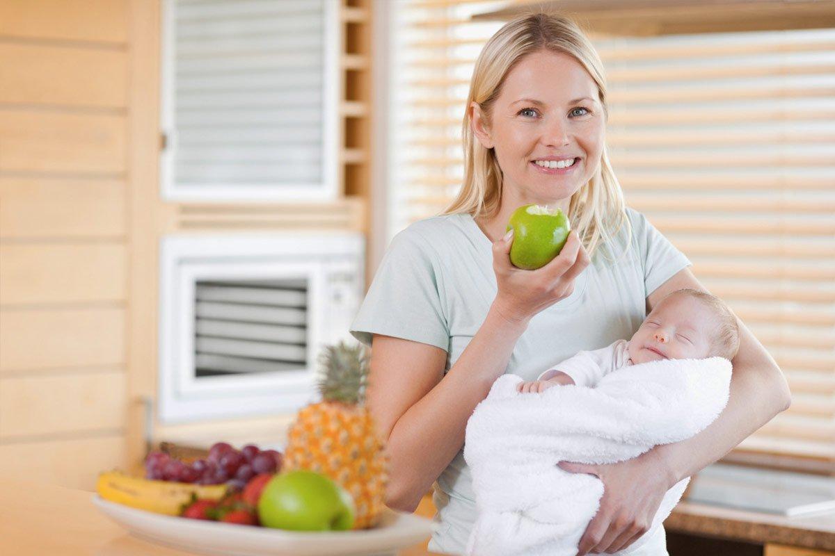 Doğum Sonrası Beslenme Programı